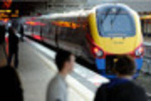 Trains between Leicester and  London cancelled for the day, say Network Rail
